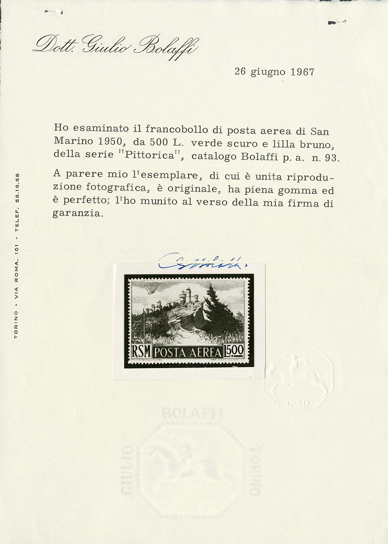 Lot 5506 - San Marino lotti e collezioni -  Zanaria Aste s.r.l. 9th Philatelic Auction