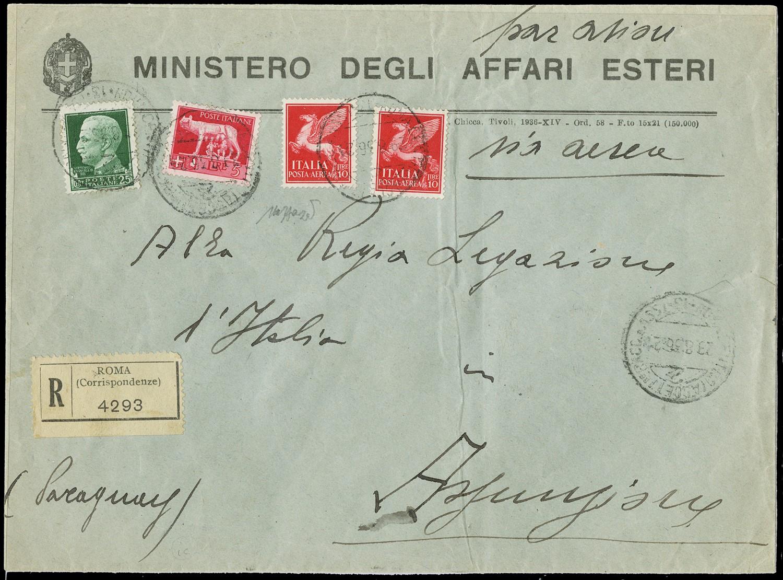 Lot 5503 -  lotti e collezioni -  Zanaria Aste s.r.l. 9th Philatelic Auction