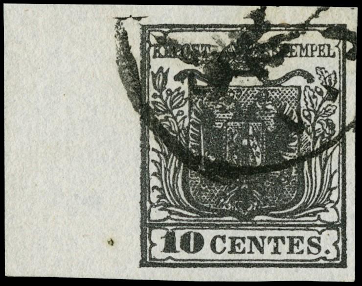 Lot 11 - lombardo veneto posta ordinaria -  Zanaria Aste s.r.l. 9th Philatelic Auction