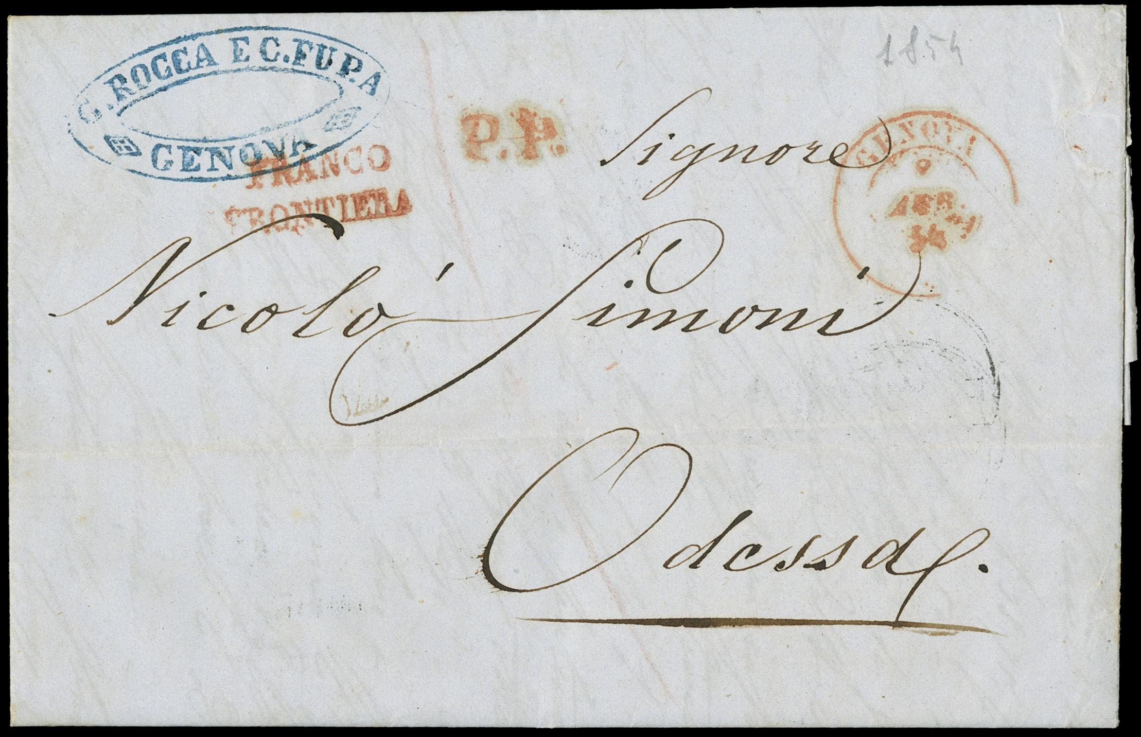 Lot 4028 - sardegna lotti e collezioni -  Zanaria Aste s.r.l. 9th Philatelic Auction