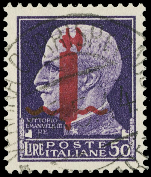 Lot 4069 - ITALIA RSI lotti e collezioni -  Zanaria Aste s.r.l. 9th Philatelic Auction