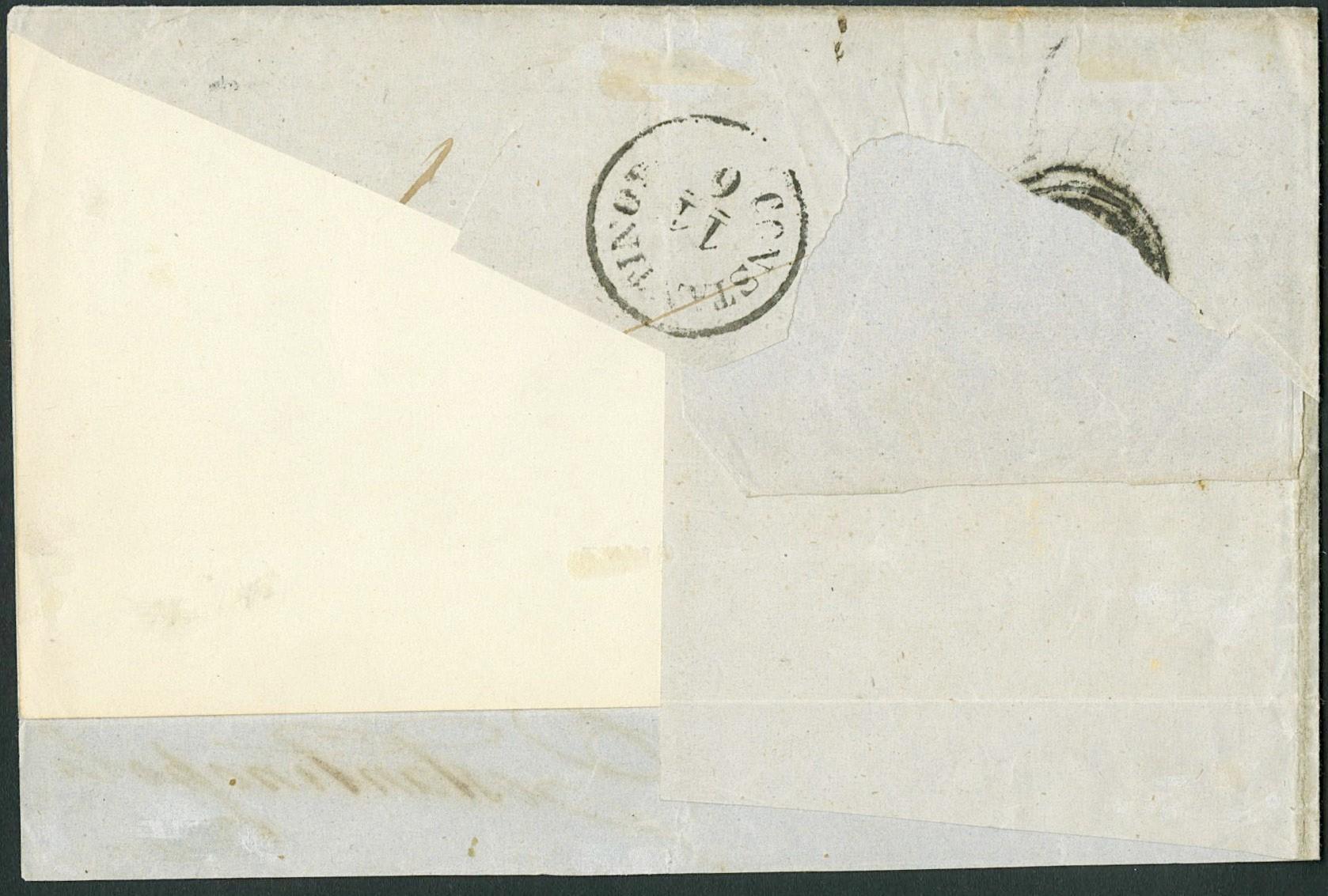Lot 23 - lombardo veneto posta ordinaria -  Zanaria Aste s.r.l. 9th Philatelic Auction